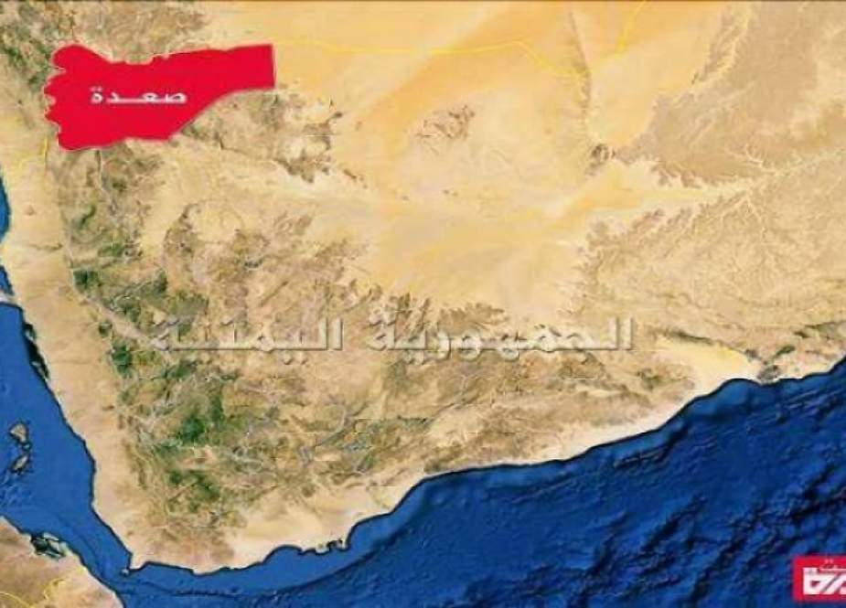 استشهاد يمنيين بنيران العدوان السعودي بمديرية منبه في صعدة