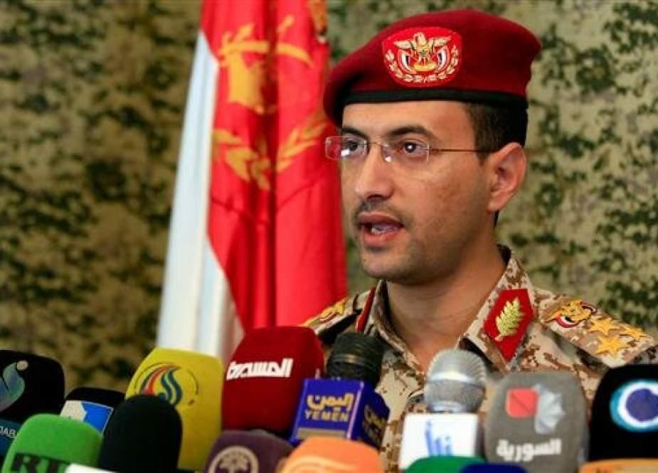 Brigadier General Yahya Saree -Yemeni armed forces spokesman