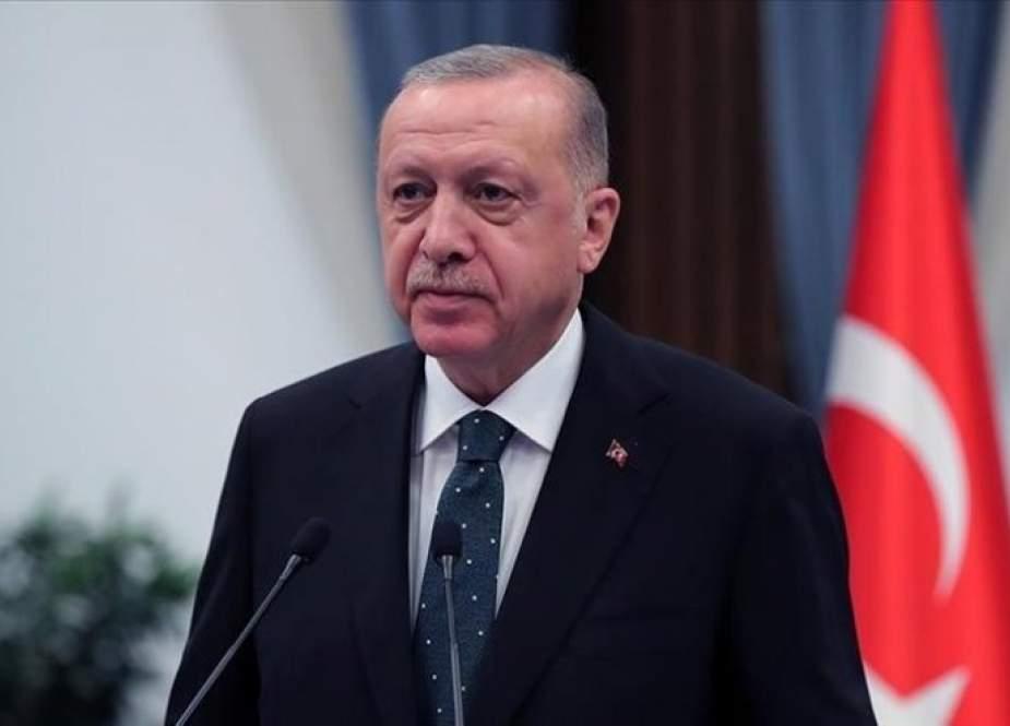 """إردوغان: العلاقة مع بايدن """"لم تبدأ بشكل جيد"""""""