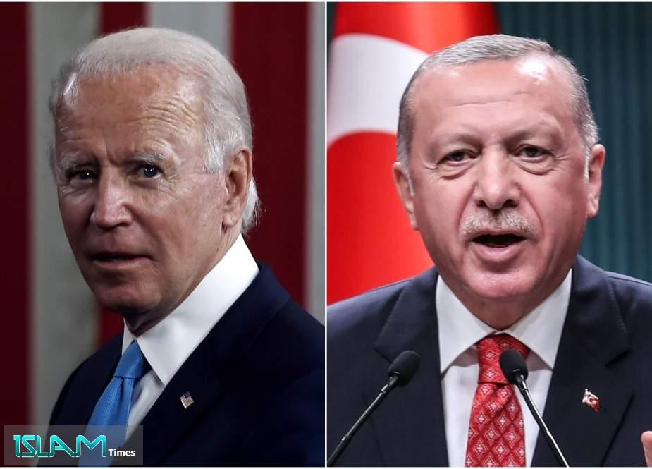Turkey's Relations with US off to Poor Start: Erdogan