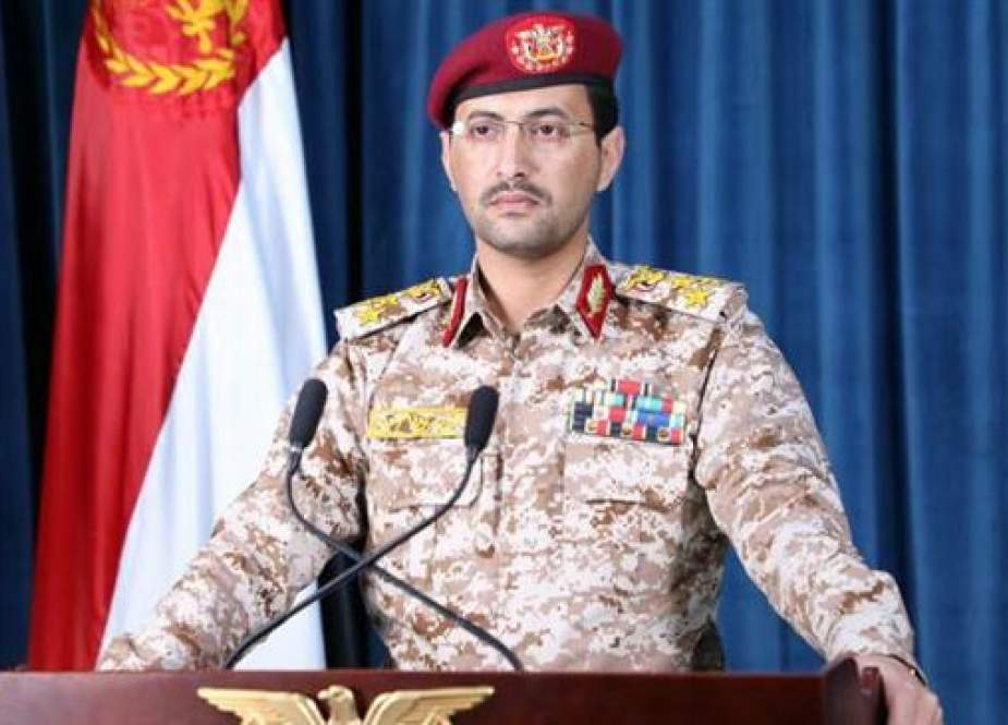 Brigadier General Yahya Saree, The spokesman for Yemeni armed forces
