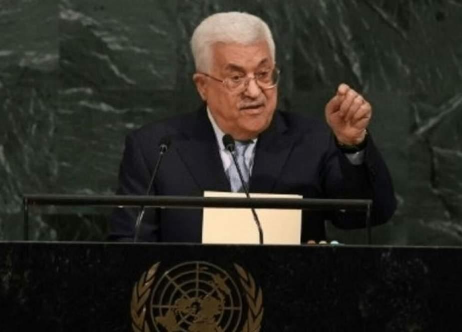عباس: سياسات المجتمع الدولي فشلت في محاسبة الكيان المحتل
