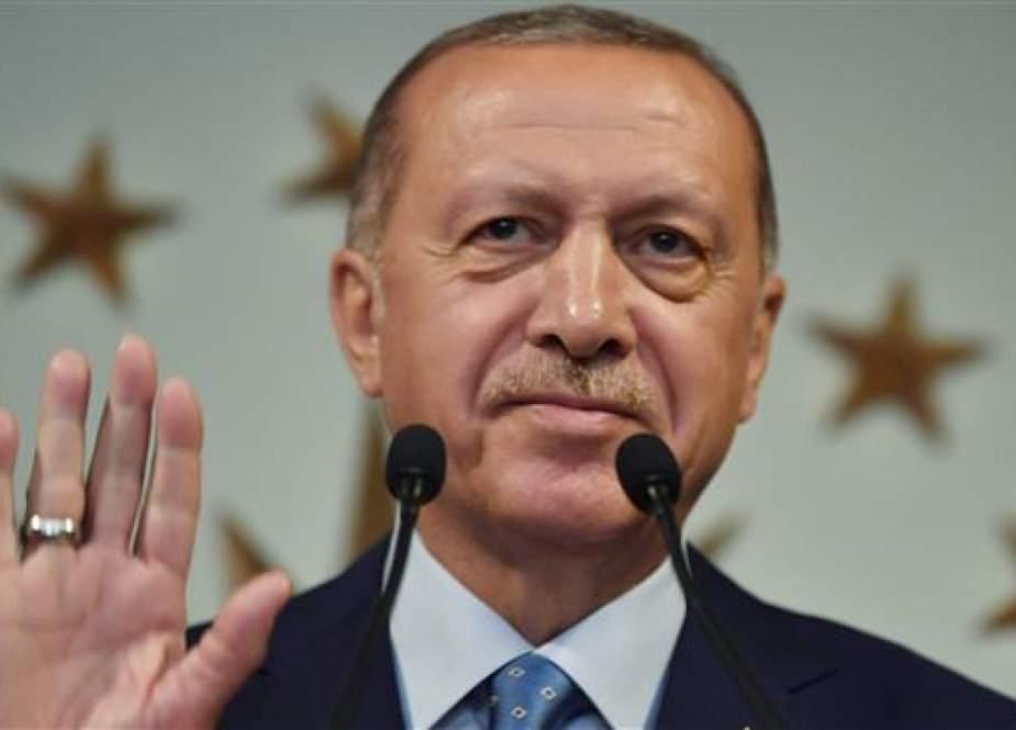 Recep Tayyip Erdogan, Turkish President -