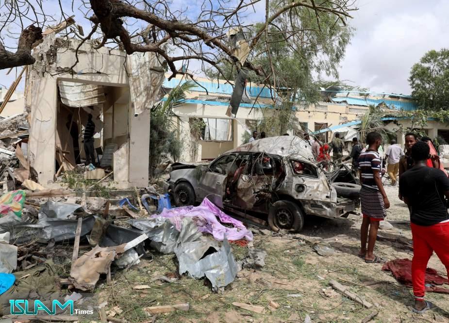 Somalia: Suicide Bombing Strikes near Military Headquarters in Mogadishu