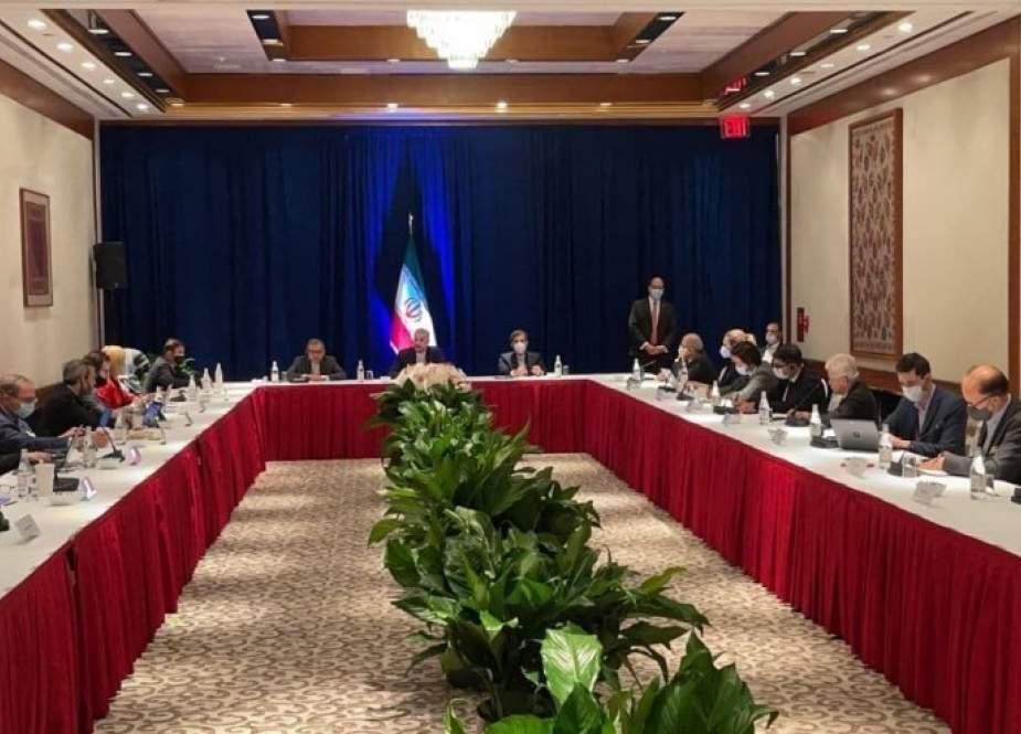 أمير عبد اللهيان: نتائج مفاوضات فيينا ترتبط بالسلوك الأميركي