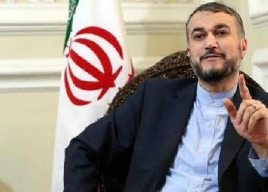 Hossein Amir Abdollahian- Iranian Foreign Minister.jpg