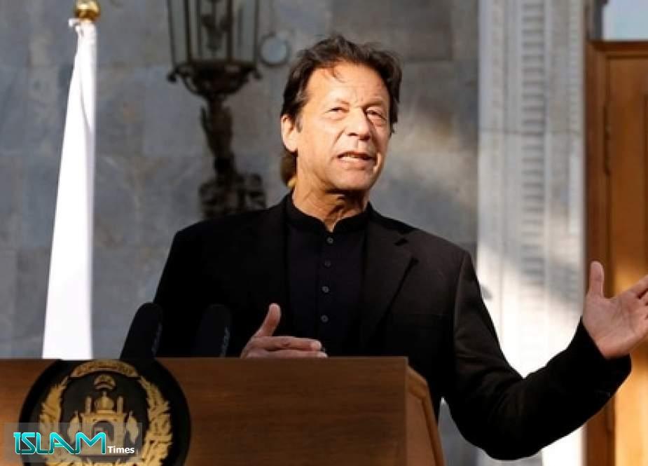 Pakistani PM Urges UN to Mobilize Int