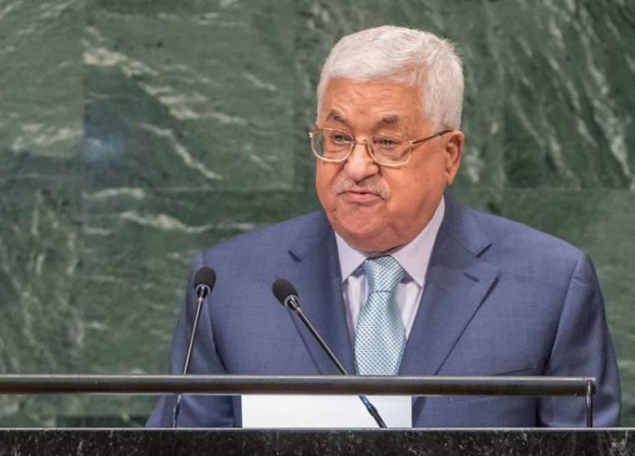 """""""حماس"""" تنتقد خطاب رئيس السلطة الفلسطينية أمام الأمم المتحدة"""