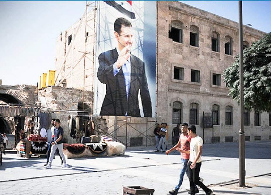 خیز کشورهای عربی برای مشارکت در بازسازی سوریه؛ اهداف و دلایل