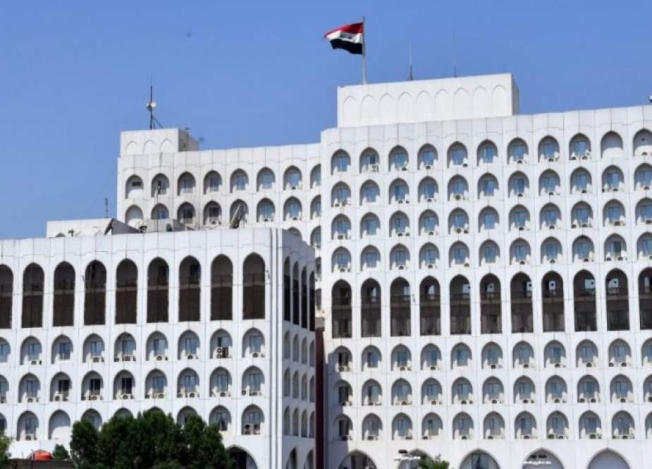 الخارجية العراقية: حق الشعب الفلسطيني لن يسقط بالتقادم