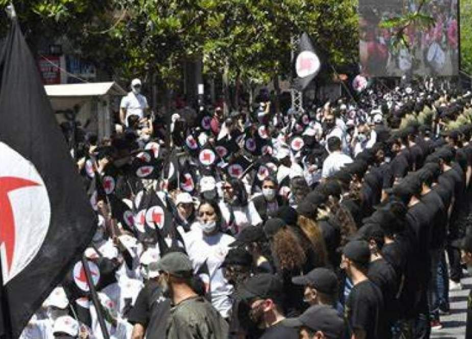 نائب لبناني: المقاومة تتحدى جبروت واشنطن وتل أبيب وتكسر حصار لبنان