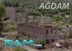 İran mətbuatı Ağdamdakı erməni vəhşiliyindən yazdı