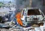 صومالیہ کے صدارتی محل پر خودکش دھماکا، 8 افراد ہلاک