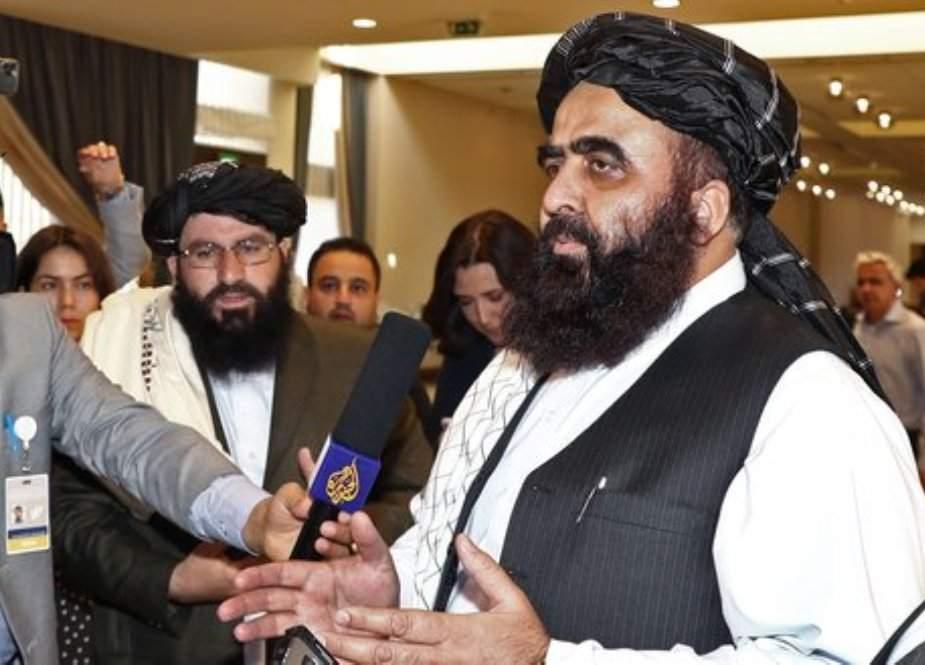 اپنی سرزمین کسی کیخلاف استعمال ہونے دیں گے نہ تصادم میں پہل کریں گے، طالبان وزیر خارجہ