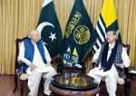 مسئلہ کشمیر حل کئے بغیر خطے میں امن قائم نہیں ہوسکتا، گورنر پنجاب