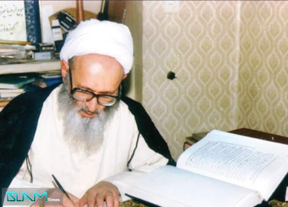 Iran: Ayatollah Hassanzadeh Amoli Passes Away