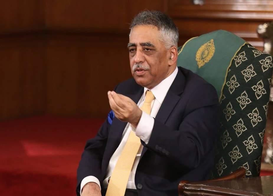 وفاقی حکومت پنجاب کی طرح کراچی میں بھی ہمارے منصوبوں پر تختی لگا رہی ہے، محمد زبیر