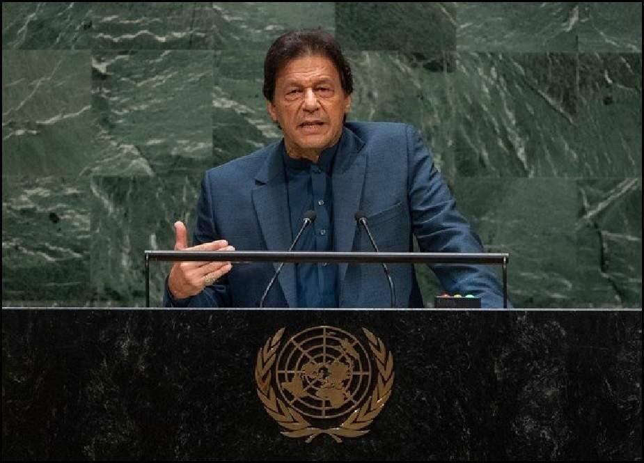 جنرل اسمبلی سے خطاب، عمران خان نے دنیا کے سارے سربراہان کو پیچھے چھوڑ دیا