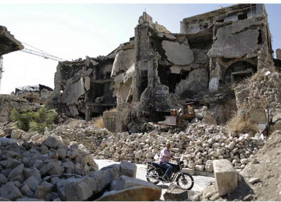 Militan di Aleppo Berusaha Masuk dari Daerah yang Dikuasai Turki