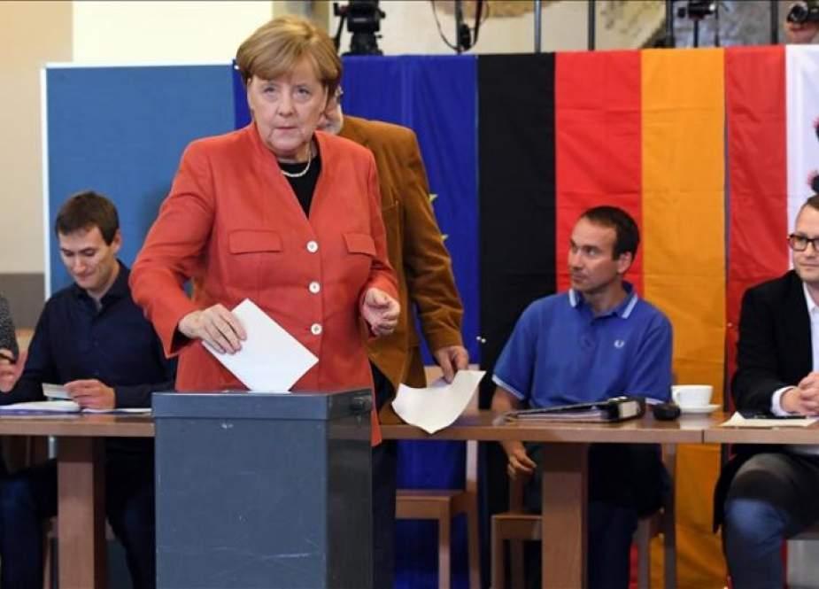 الالمان الاشتراكيون الديمقراطيون يفوزون بالانتخابات البرلمانية