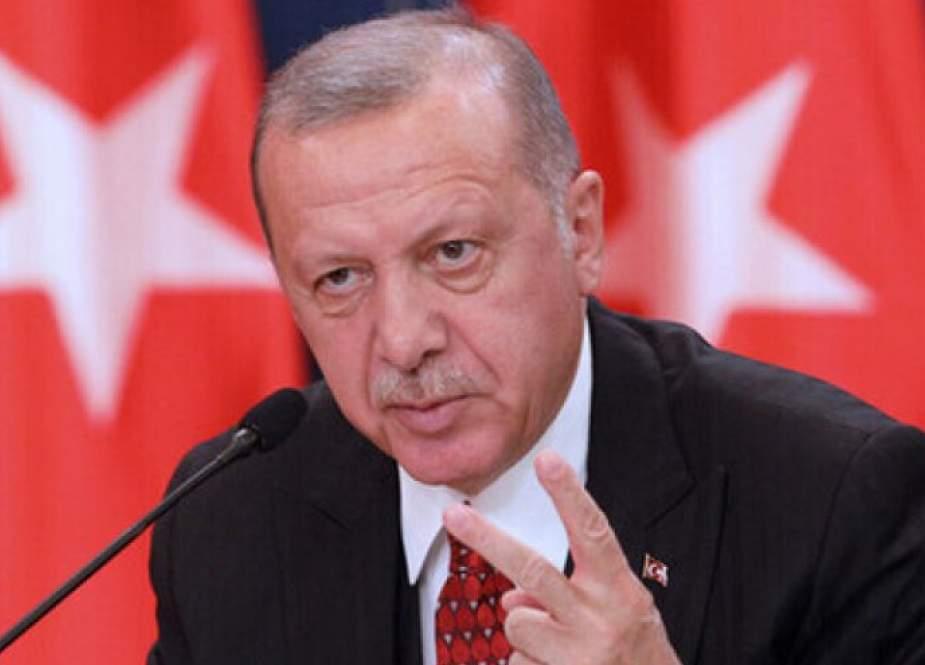 أردوغان: سنواصل بكل تأكيد التزود بمنظومات إس 400 الروسية