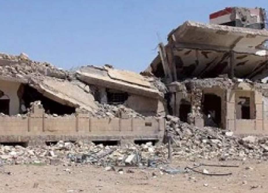تدمير 7 مستشفيات ومراكز صحية و29 مدرسة و17 مسجدا في مأرب