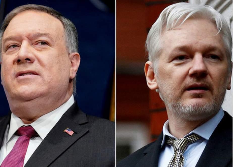 Orang Amerika Terkejut; Pembunuhan Julian Assange Sudah Direncanakan di Era Trump