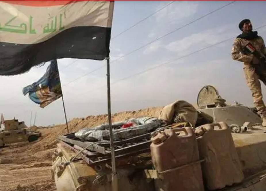 Iraqi troops (Al-Bawaba).