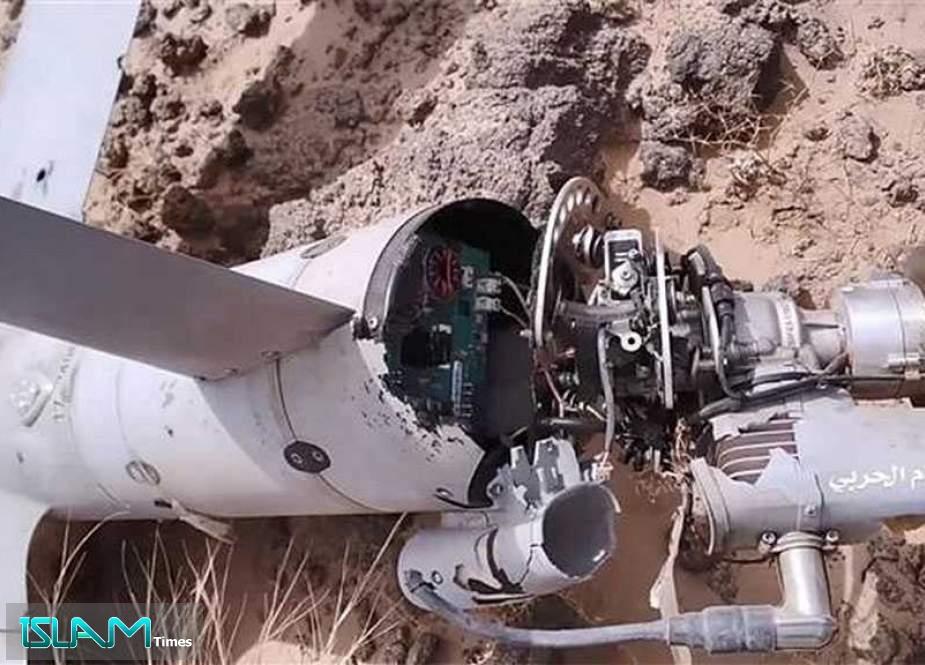 Yemeni Resistance Downs US Spy Drone over Marib