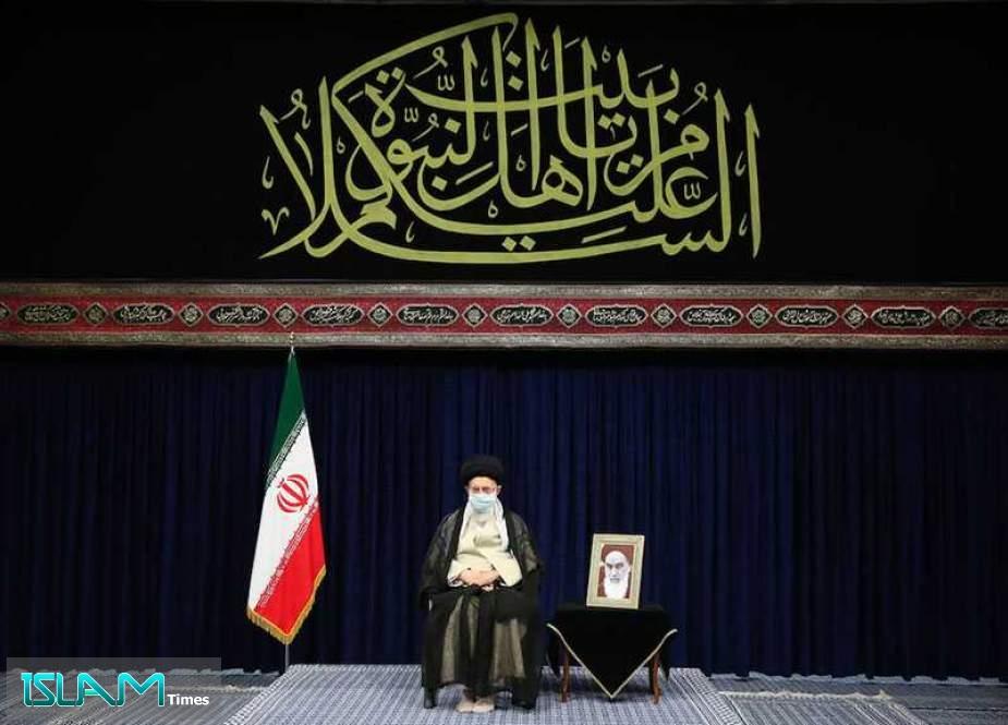 Ayatollah Khamenei Attends Arabaeen Ceremony: Clarifying Truths Thwarts Enemies' Propaganda Attacks
