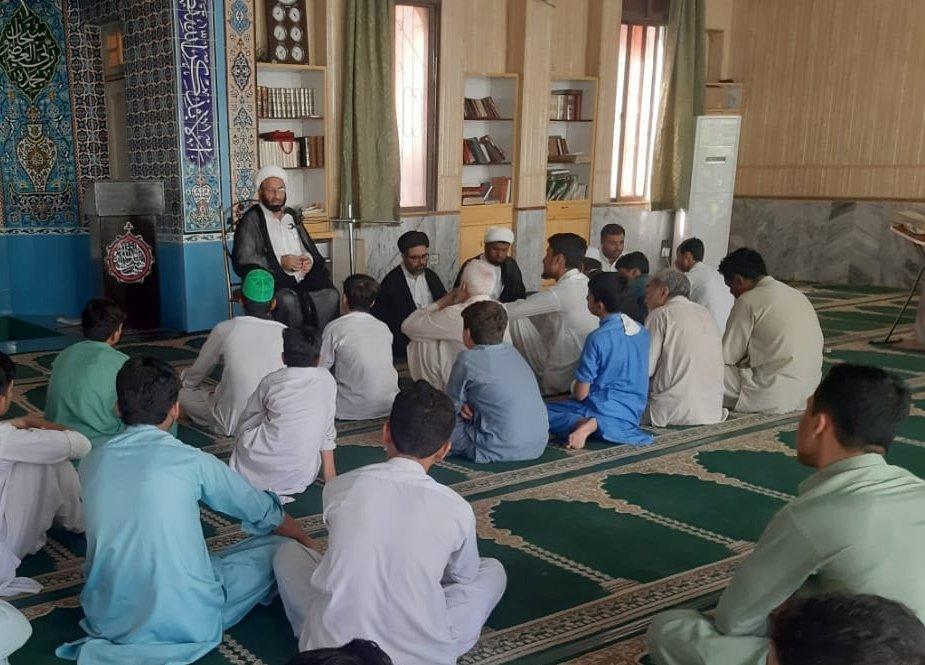 پشاور، جامعہ عارف الحسینی میں علامہ حسن زادہ عاملی کی رحلت پر مجلس ترحیم