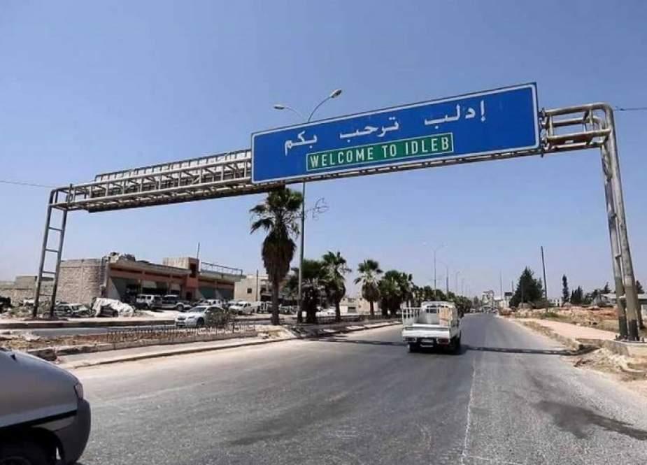 ارهابيي إدلب يعتدون على شمال شرق جبلة بقذيفتين