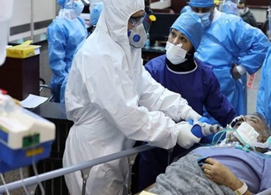 الصحة الايرانية: تسجيل 289 وفاة جديدة بكورونا