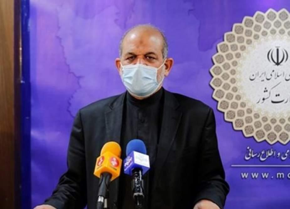 وزير الداخلية الايراني: تم توفير وسائط النقل لاعادة زوار الاربعينية