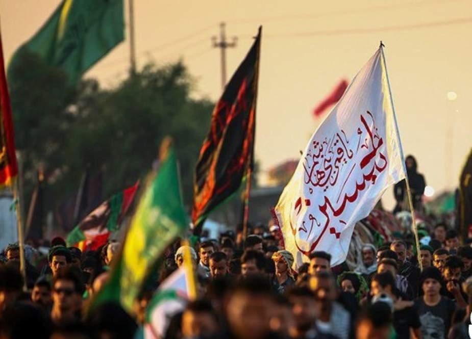 الملايين يحييون أربعينية الإمام الحسين عليه السلام