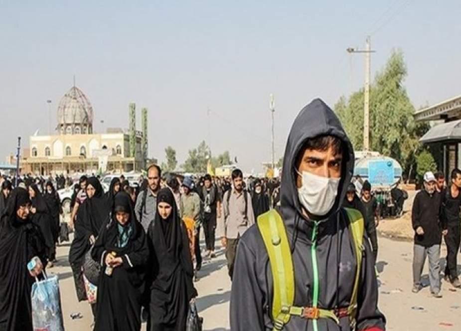 قائد عسكري ايراني: الجيش قام بالتمهيدات في منفذي شلمجه وجذابه لعودة الزوار