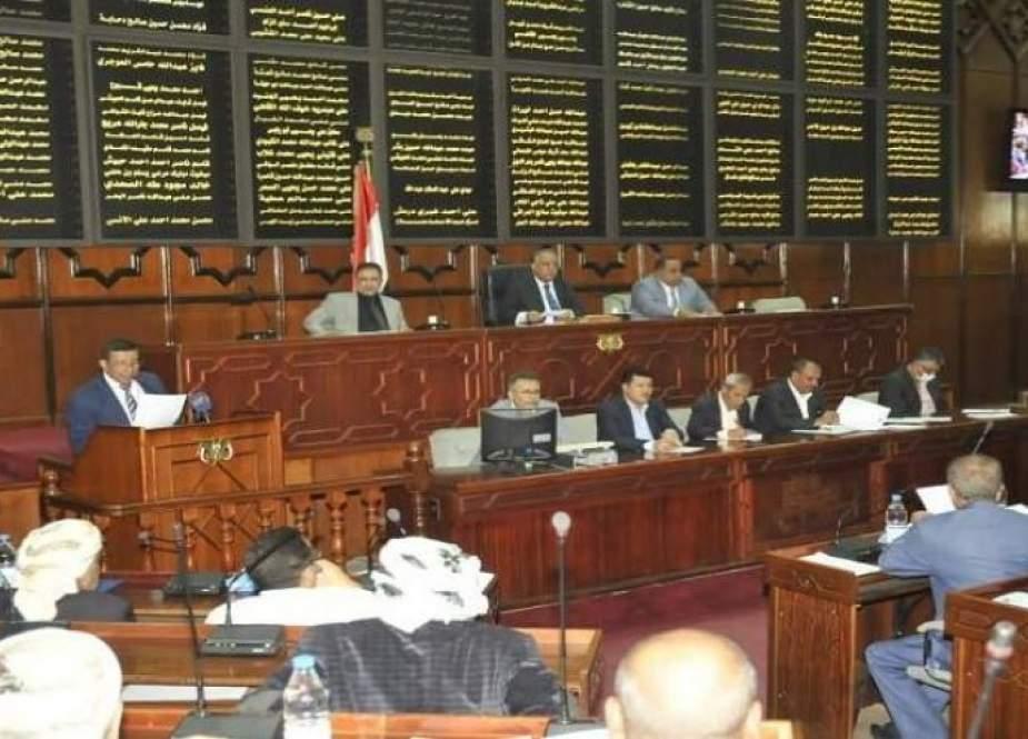 """""""النواب اليمني"""" يأسف للمواقف المتخاذلة العربية تجاه قضية فلسطين"""