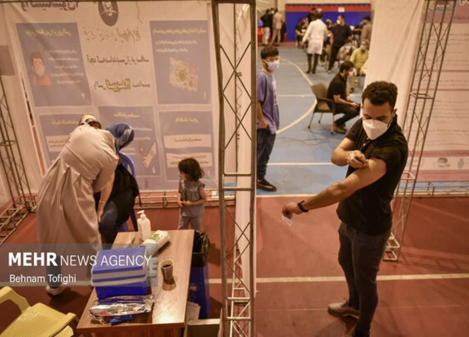 Kematian Harian COVID-19 Di Iran Turun Di Bawah 300