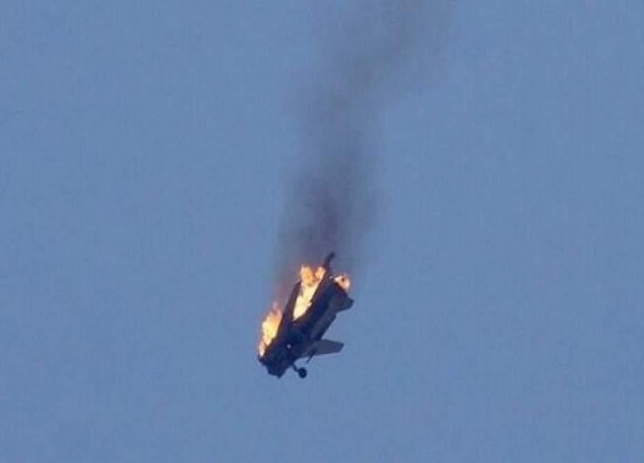 Yaman Menembak Jatuh Drone Mata-mata AS