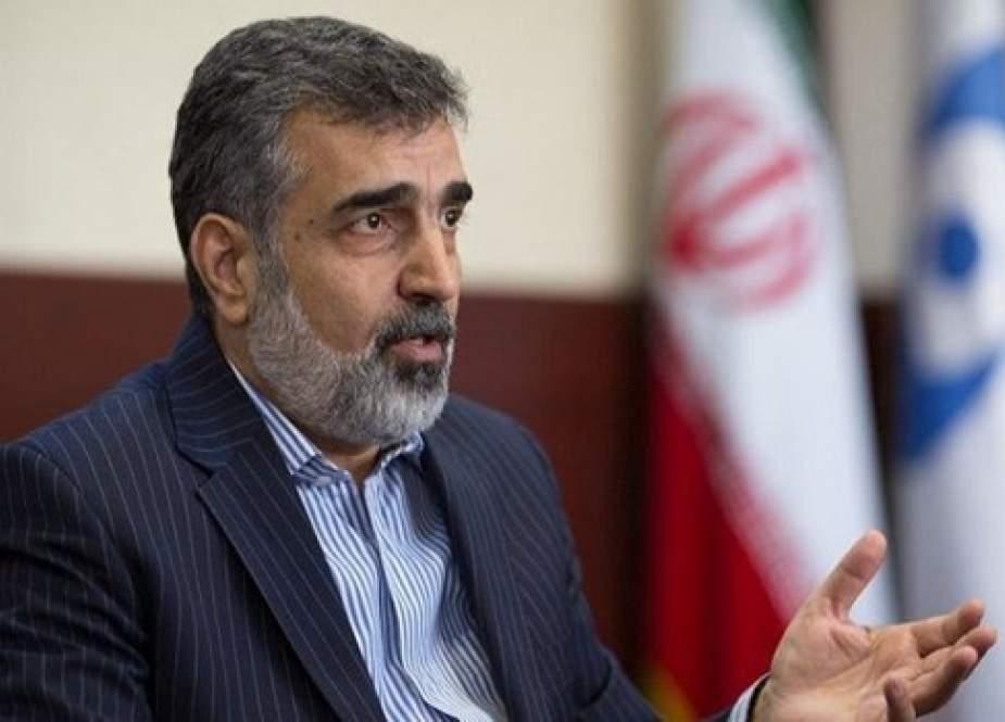الطاقة الذرية الايرانية تحتج على موقف غروسي
