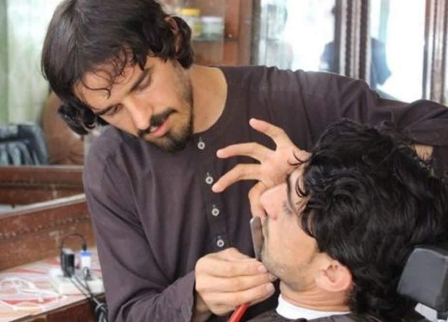 طالبان نے داڑھی مونڈھوانے پر پابندی لگا دی