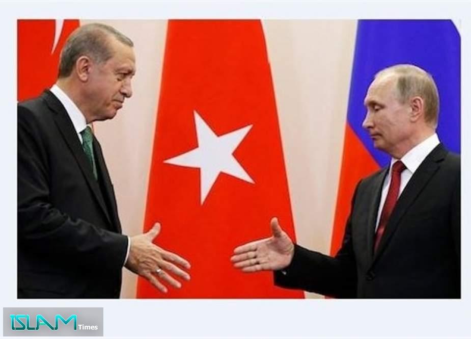 Putin to Meet Erdogan in Person: Kremlin