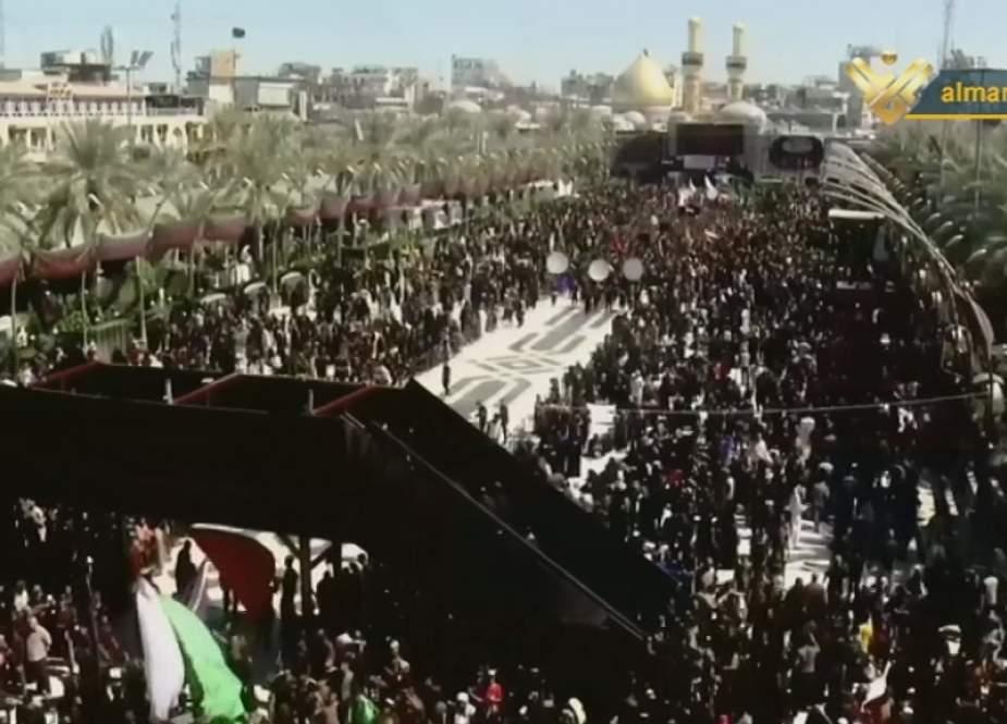 Holy Karbala hosts over 14 million Arbaeen pilgrims.jpg