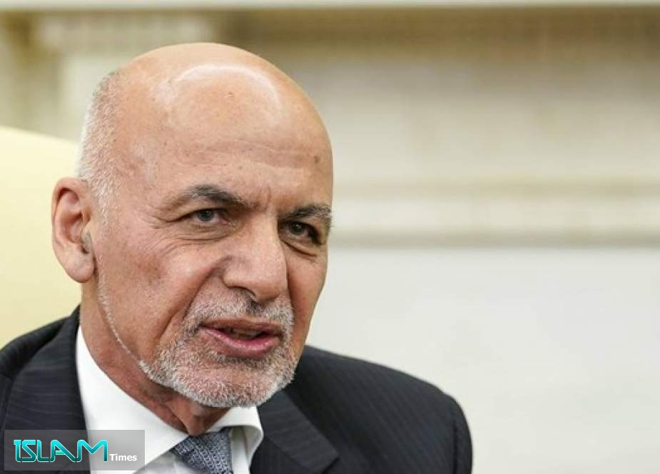 Former Afghan Leader's Facebook, Where He Called for Taliban's Recognition, Hacked