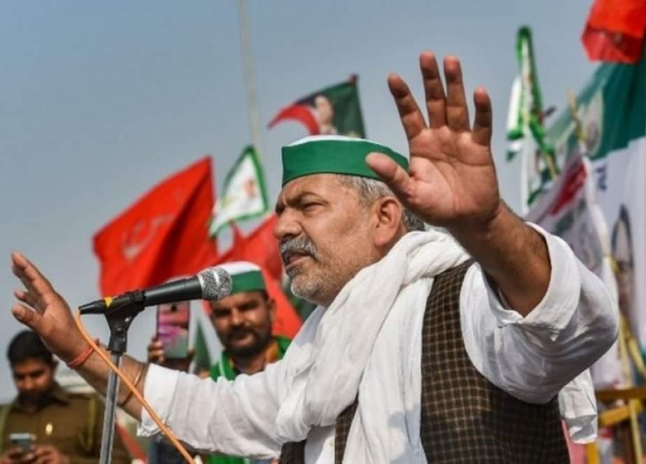 """کسانوں کے """"بھارت بند"""" کے دوران 3 کسانوں کی موت ہوگئی، کسان تنظیم"""