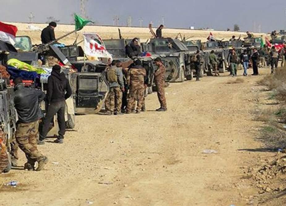 رئيس هيئة الحشد: سنبقى مدافعين عن أبناء الشعب العراقي