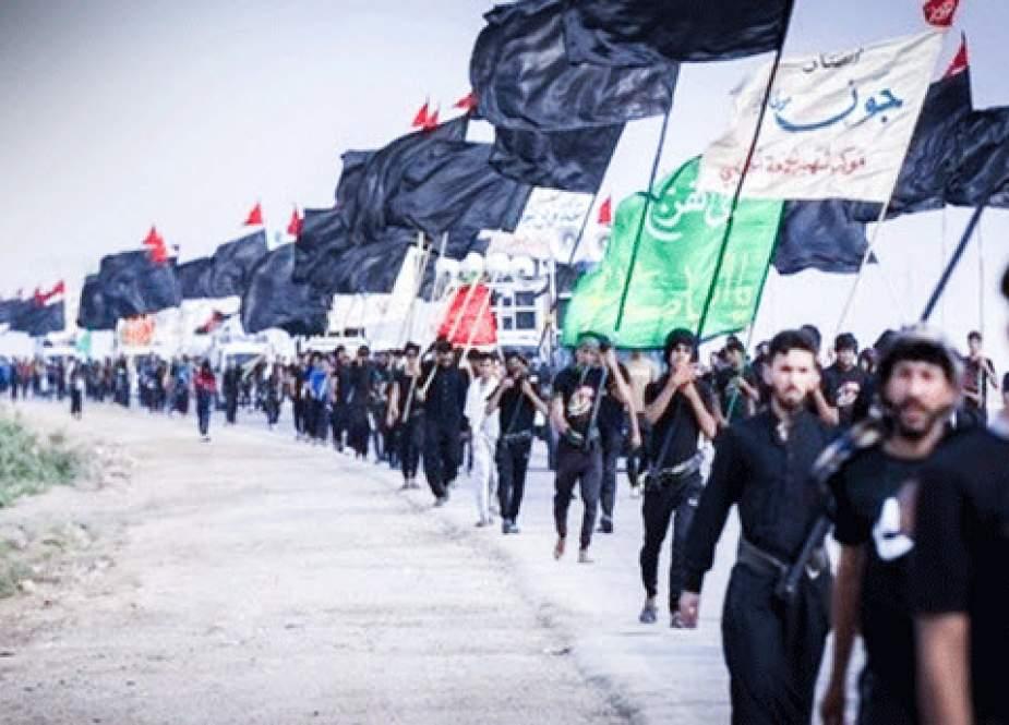 شکوه وحدت فرامرزی ملت ها در راهپیمایی اربعین