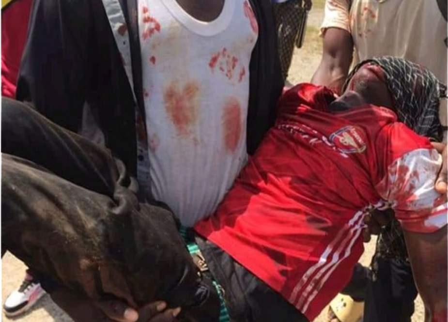 حمله به عزاداران اربعین حسینی در نیجریه یک شهید و شماری زخمی برجای گذاشت