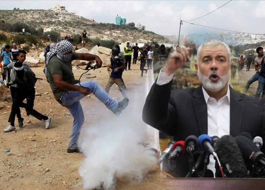 الوحدة والمقاومة والهوية الفلسطينية مثلث ذهبي يمكنه أن يحقق طموحات الشعب الفلسطني