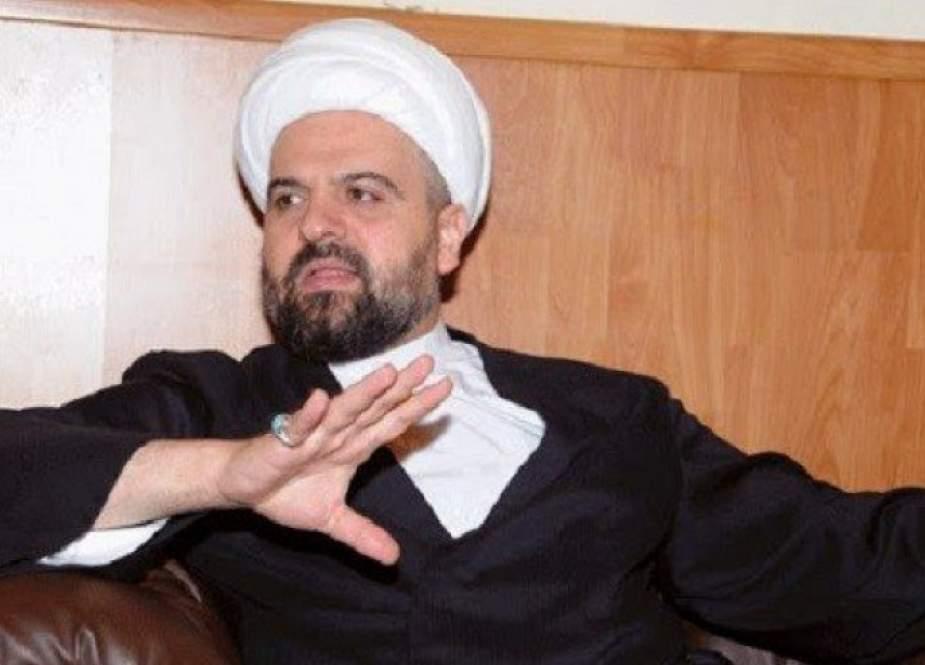 """الشيخ أحمد قبلان: """"إسرائيل"""" شر مطلق، ولا محل لها في خريطة المنطقة"""